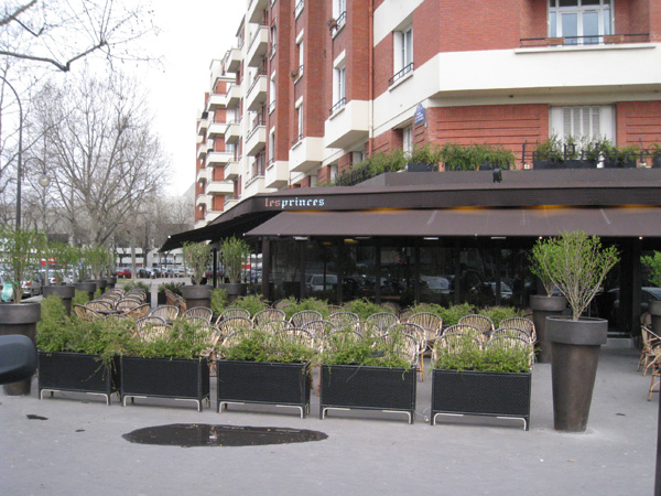 Restaurant Grande Place Boulogne Billancourt Carte