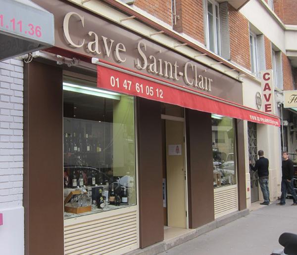 Cave Saint Clair