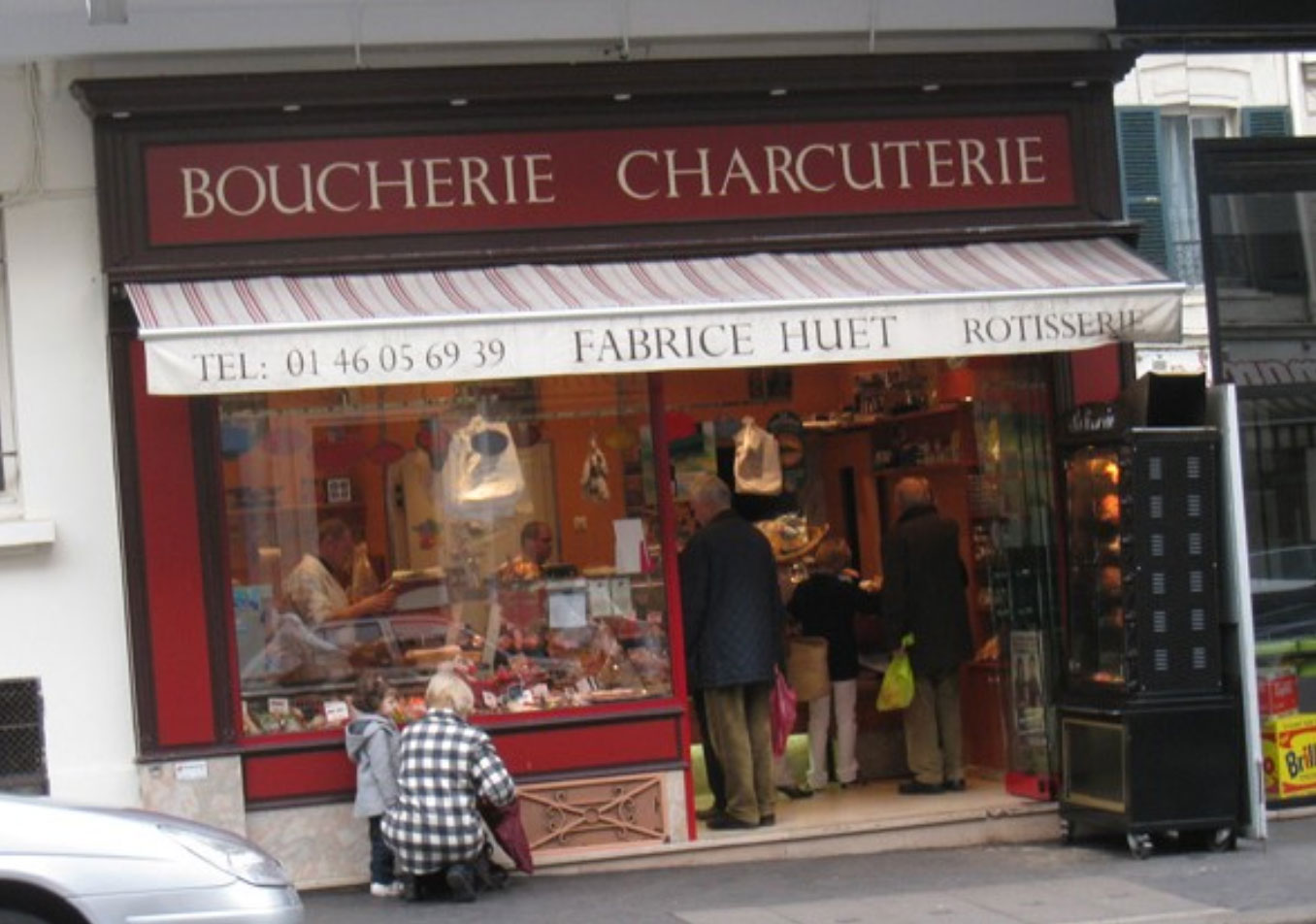 Boucherie Fabrice Huet ***