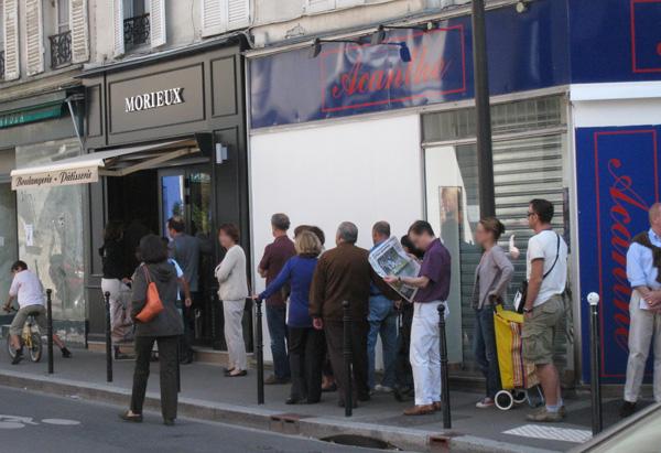 Boulangerie Morieux ***