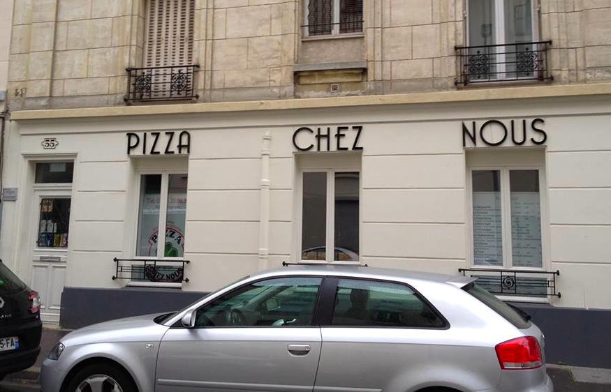 Pizza Chez Nous (à emporter + livraison)