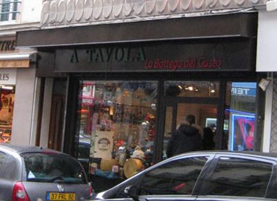 A Tavola, le traiteur
