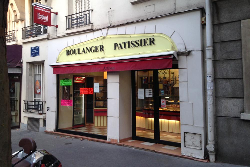 Boulangerie Lecouflet