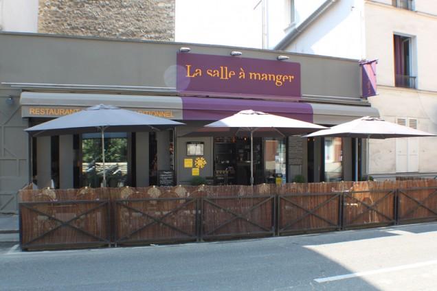 La salle manger for La salle amanger boulogne billancourt