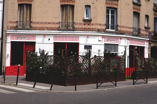 La Guinguette Boulogne