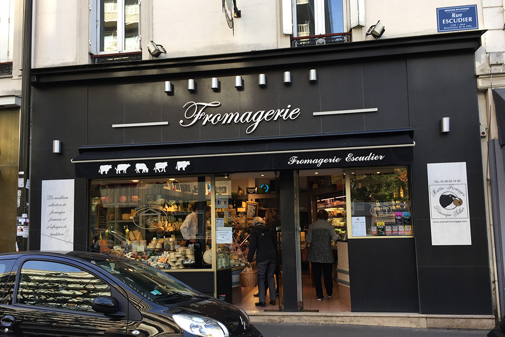 Fromagerie Escudier
