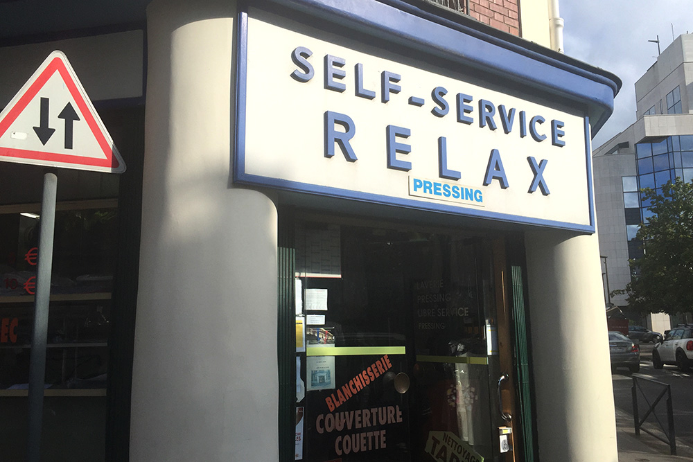 Pressing Self-Service Relax