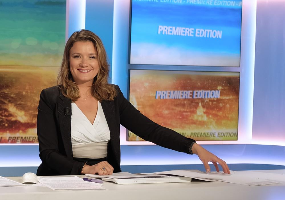 Pascale de la Tour du Pin, BFMTV : «Je commence à être une bonne boulonnaise !»