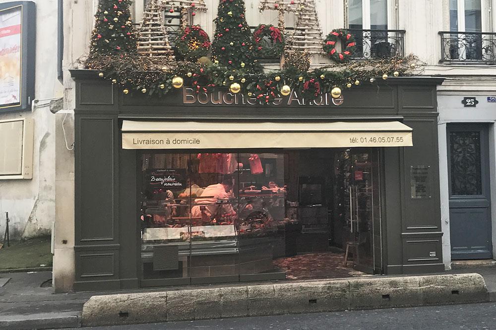 Boucherie André ***