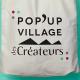 Pop'Up village vendredi 12 et samedi 13 mai sur la Grand Place !