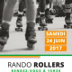 La Rando Roller de Boulogne c'est ce samedi 24 juin !!!