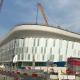 Visite en avant-première du chantier de la U Arena !