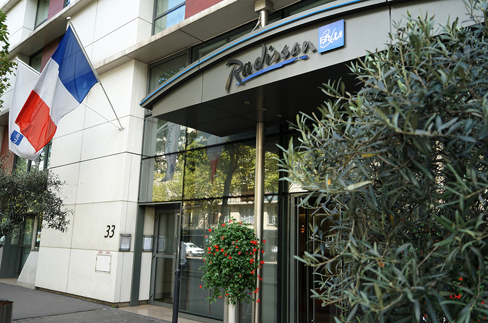 Radisson Blu Hôtel Paris Boulogne