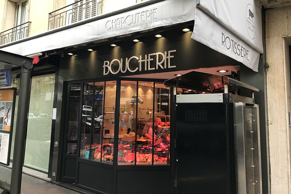 Boucherie Meurdra