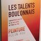 Les Talents Boulonnais s'exposent à l'Hôtel de Ville