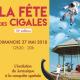 Ce dimanche 27 mai c'est la Fête des Cigales à Boulogne !