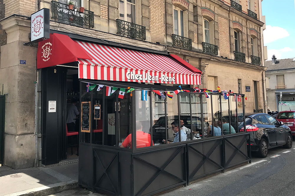 Chez Jean-René