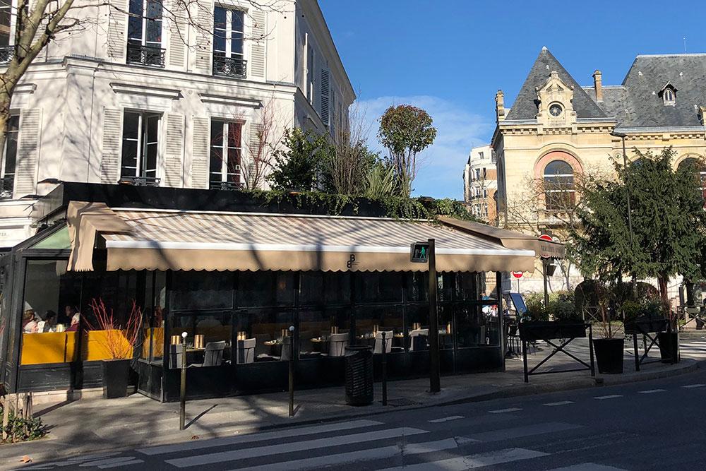 Brasserie Bohème