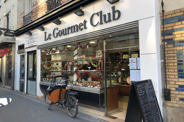 Le Gourmet Club ***
