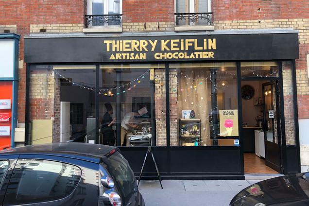 Thierry Keiflin Chocolatier