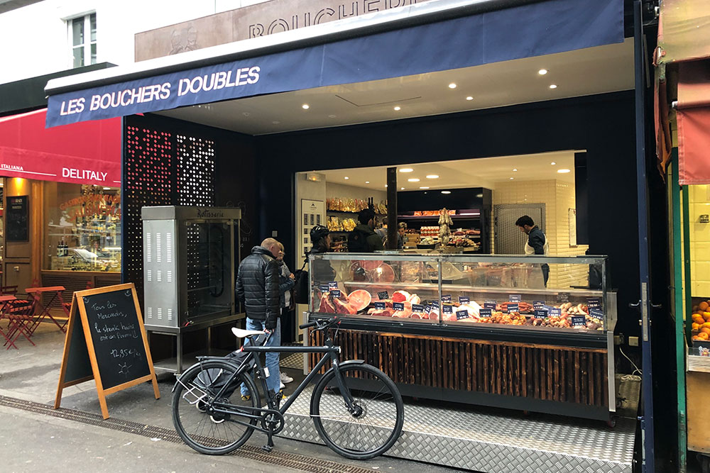 Les Bouchers Doubles