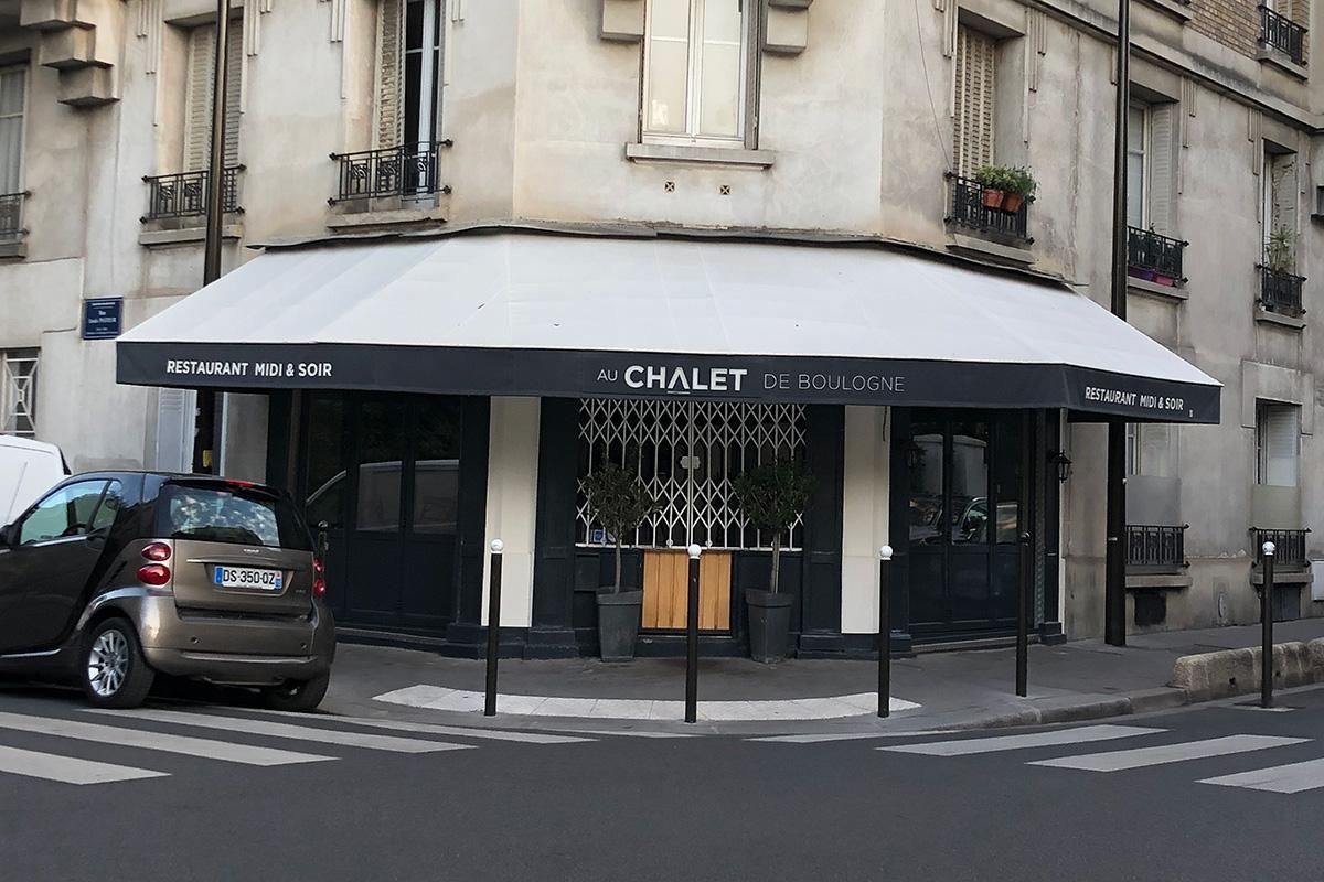 Au Chalet Boulogne