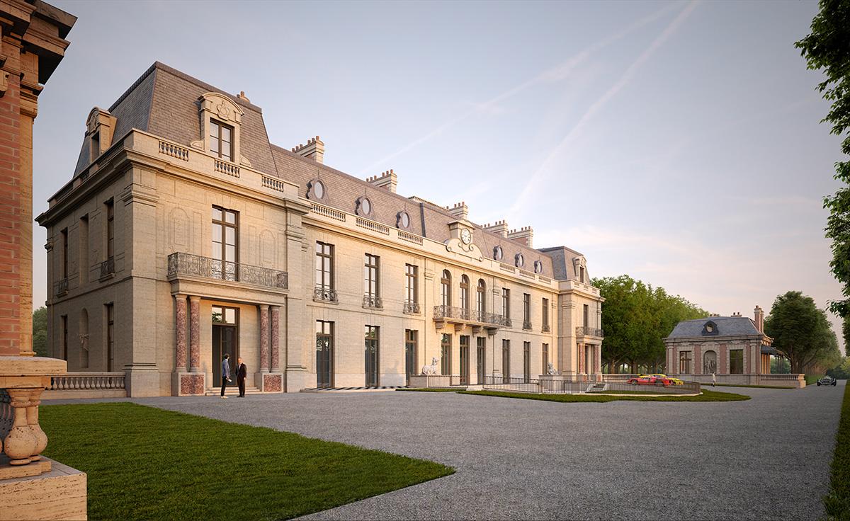 Château-Rothschild---Boulogne-Billancourt---Perspectives-Novaxia