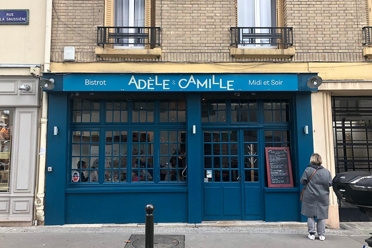 Adèle et Camille