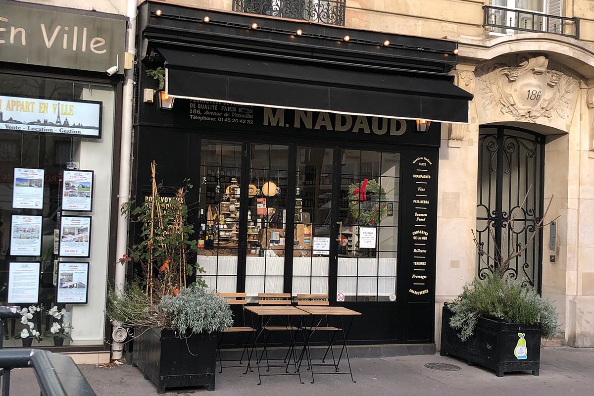 Monsieur Nadaud