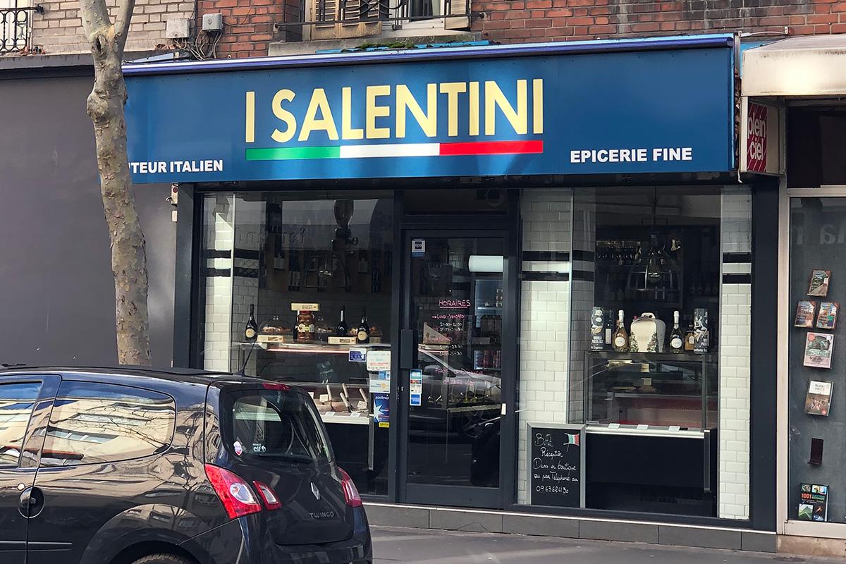 I Salentini