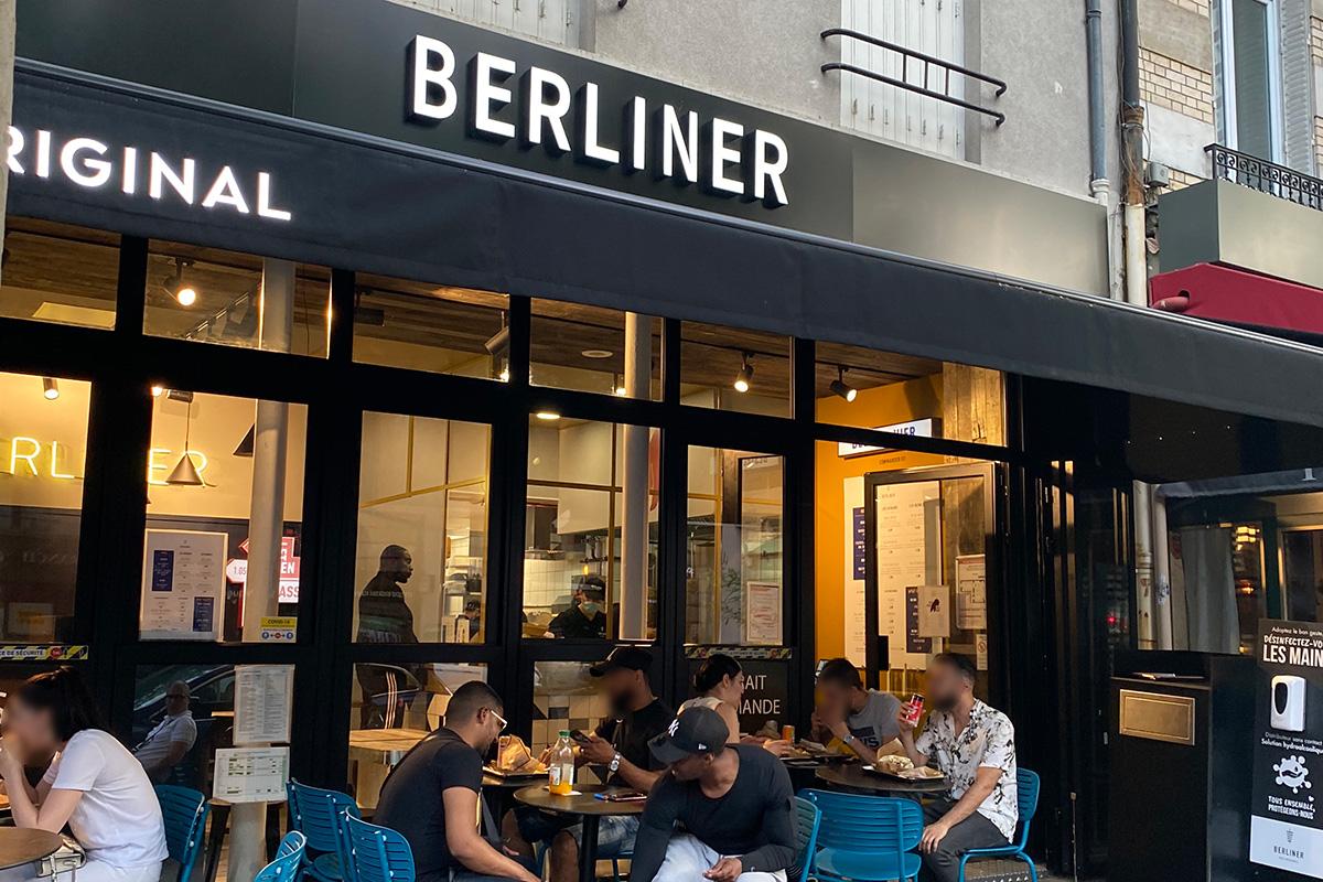 Berliner Kebab, das Original