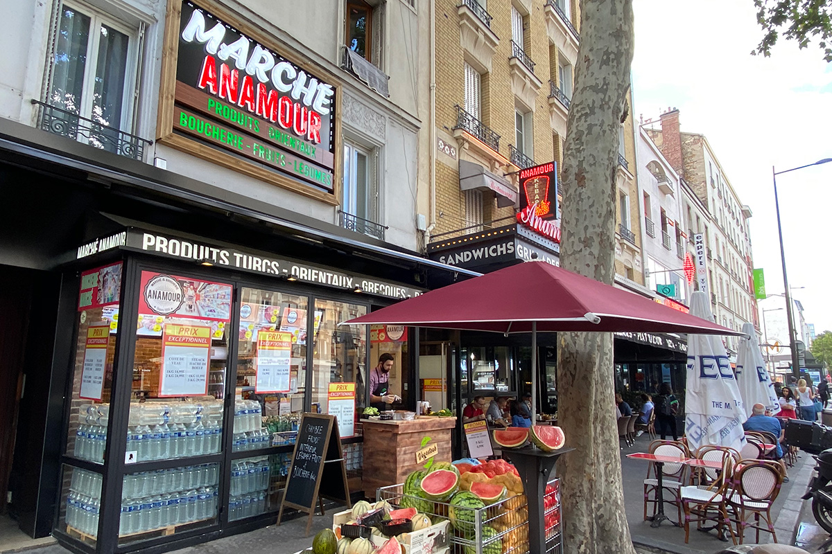 Marché Anamour